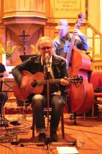 Jannis Zotos - Gitarre  H.D.Lorenz Bass