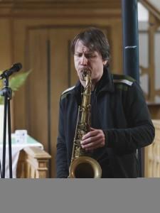 Oliver Fox - Saxofon