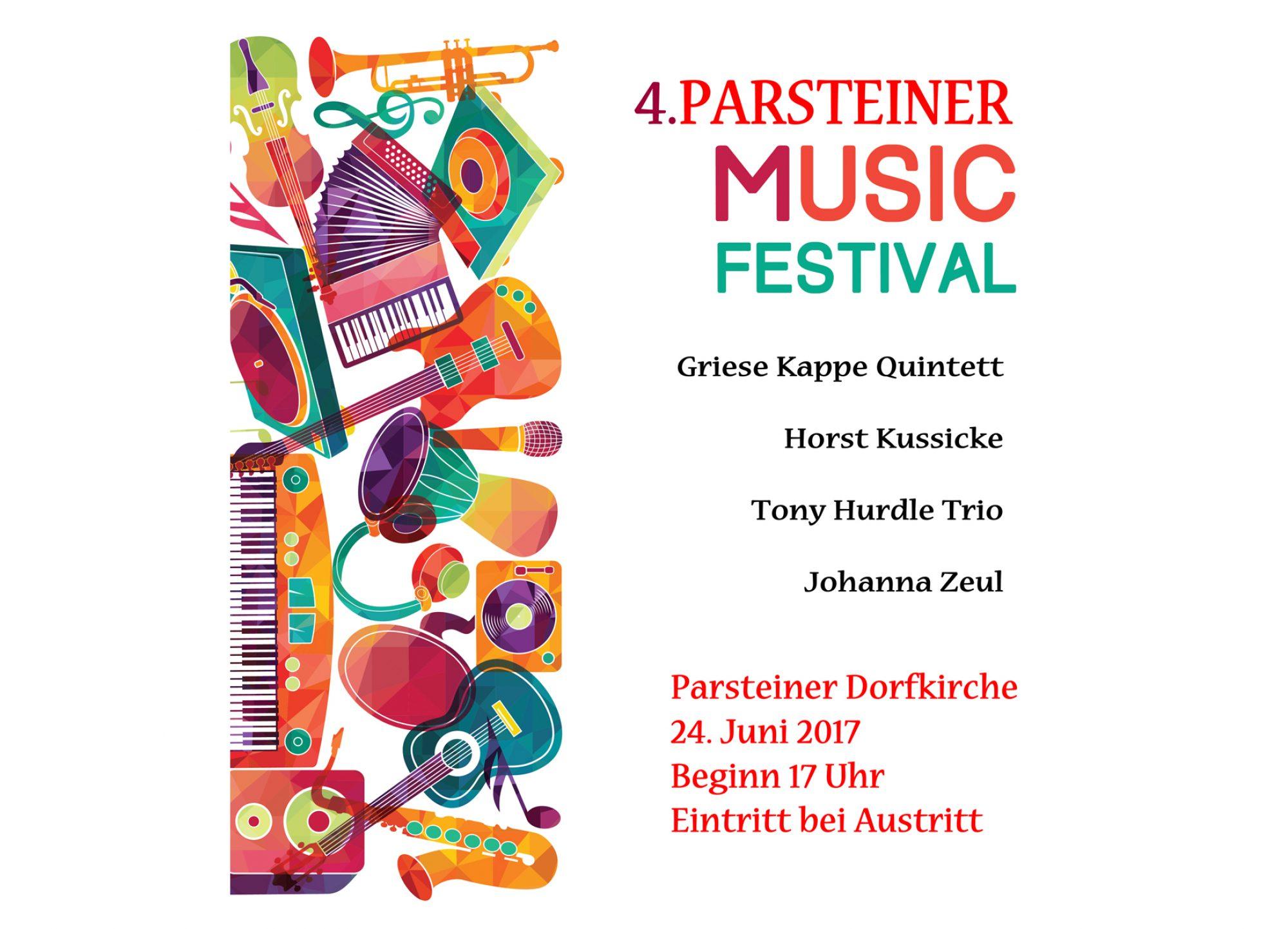 4. parsteiner musik festival
